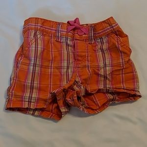 Carter's Plaid Shorts